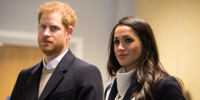 Meghan Markle, Prince Harry face calls to give up royal titles following podcast appearance: report.jpg