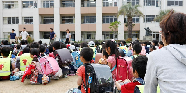 After Monday's earthquake, more than 1,000 schools were closed in Osaka and nearby prefectures, Kyodo News reported. Wall cracks and other minor damage were found at several schools.