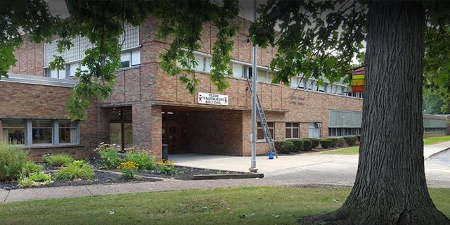 Two students were arrested at Eastern Heights Middle School.