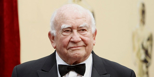 Ed Asner today.