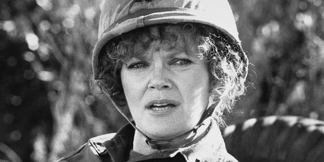 """FILE - Actress Eileen Brennan as Capt. Doreen Lewis in a scene from, """"Private Benjamin."""""""