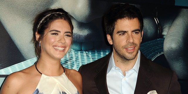 """Horror movie director Eli Roth and actress Lorenza Izzo announced on Instagram that they are """"choosing to separate"""" as a couple."""