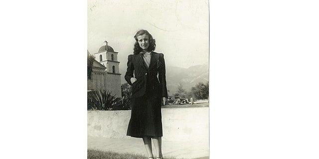Elinor Otto in the '40s.