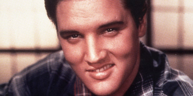Forever known as 'The King,' Elvis Presley would have been 75 if alive today. (AP photo)