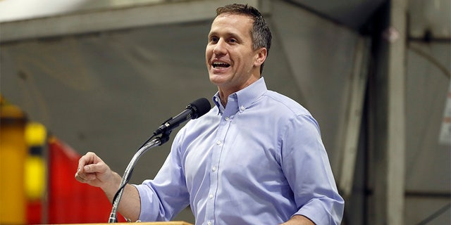 Greitens previously admitted to having an affair.