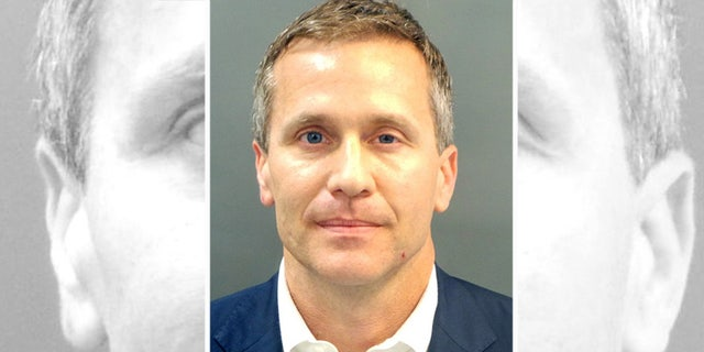 Greitens was indicted in February on a felony invasion of privacy charge.