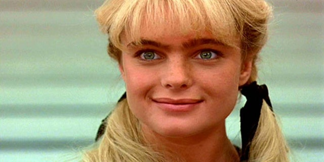 "Erika Eleniak said she has no regrets leaving behind ""Baywatch."""