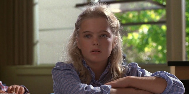 "Erika Eleniak appeared in ""E.T."" as ""The Pretty Girl."""