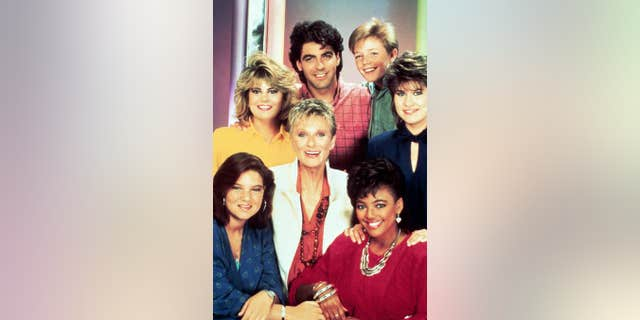 "A much ""Facts of Life"" cast. The popular sitcom ran on NBC for nine seasons."