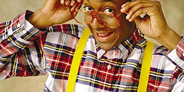 """Steve Urkel (Jaleel White) played the ultimate TV nerd on """"Family Matters"""" from 1989 to 1998."""