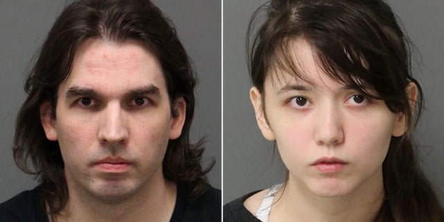 Steven Pladl and his daughter Katie were arraigned Tuesday on charges of sexual incest.