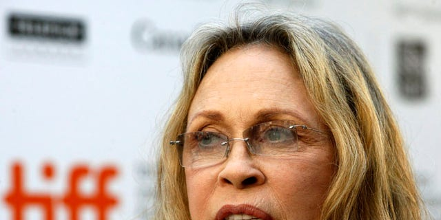 """Faye Dunaway arrives at the gala presentation for the film """"Get Low"""" at the 34th Toronto International Film Festival in Toronto September 12, 2009. The actress has come under fire for her notoriously bad attitude and was recently fired from a Broadway show for allegedly being violent towards a crew member."""