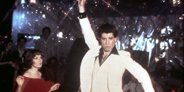 John Travolta earned his first Oscar nomination for his role in 'Saturday Night Fever.'