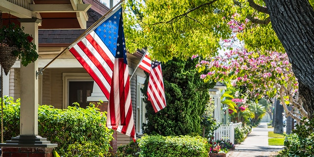 An Air Force veteran was forced to sell his home after his HOA fined him for the American flag he hung outside his residence.