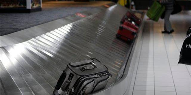 The man reported that his gun was locked in a properly labeled container, as per Transportation Security Administration rules – though the situation got unexpectedly out of hand.