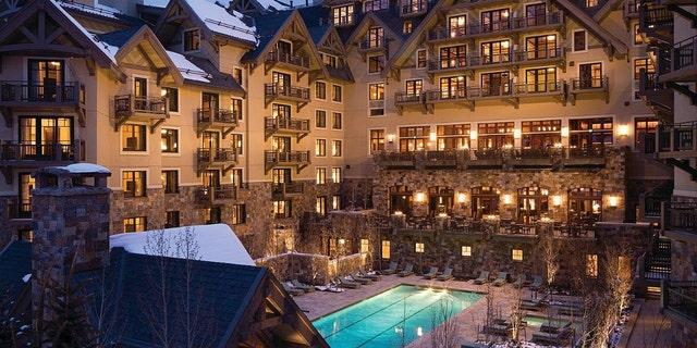 Four Seasons Resort in Vail.