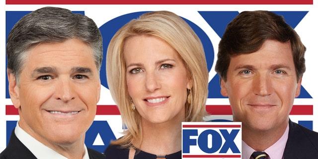 Fox News stars Sean Hannity, Laura Ingraham, Tucker Carlson will provide content to Fox Nation.