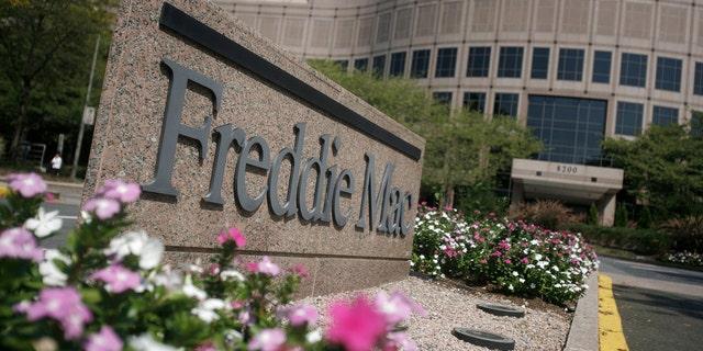The headquarters of mortgage lender Freddie Mac is seen in Mclean, Virginia, near Washington.