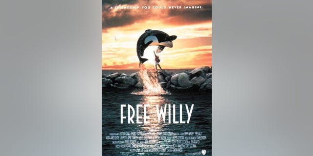 The movie poster for the 1993 movie.