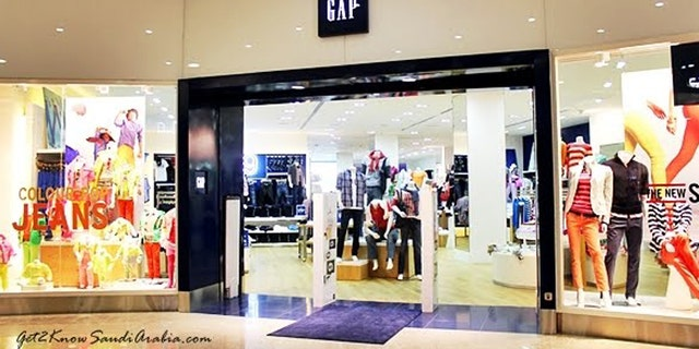 The Gap opened a flagship store in Kingdom Mall, in the Saudi city of Riyadh in 2007. (get2knowsaudiarabia.com)