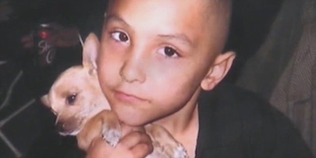 Prosecutors said Gabriel Fernandez, who died in 2013 at the age of 8, was was repeatedly beaten, shot with a BB gun, forced to eat cat feces and slept while gagged and bound inside a small cabinet.