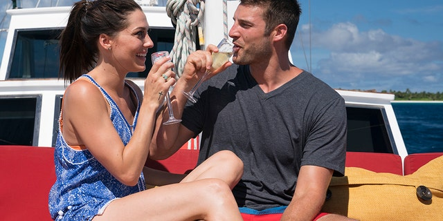 The reality star said she believes that newly-engaged Becca and Garrett will last despite the backlash they have received.