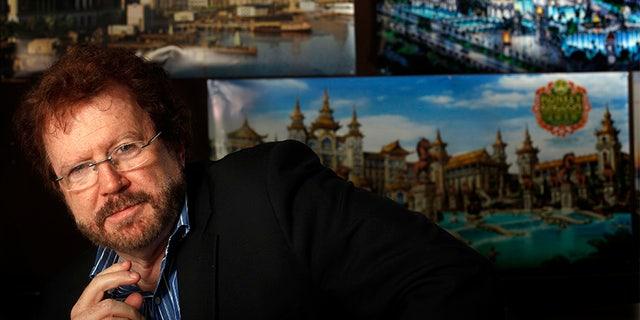 "Gary Goddard denied allegations made by ""ER"" actor Anthony Edwards."