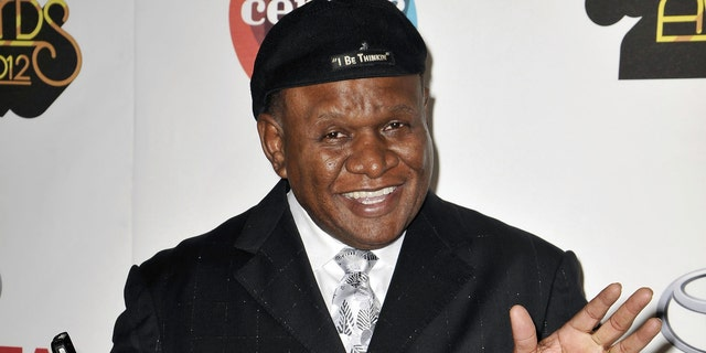 Jimmy Kimmel said on a podcast that he imitated the voice of comic George Wallace, seen here.