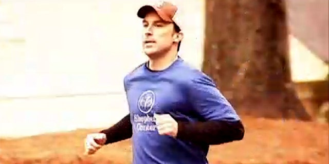 Wes Varda, 37, is preparing for a 100 mile race six years after suffering a stroke.