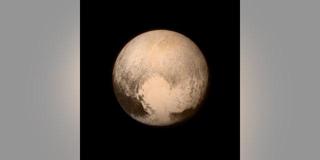 Pluto file photo.