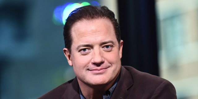 Brendan Fraser attends AOL Build to discuss his role in 'The Affair' at AOL HQ on December 14, 2016 in New York City.
