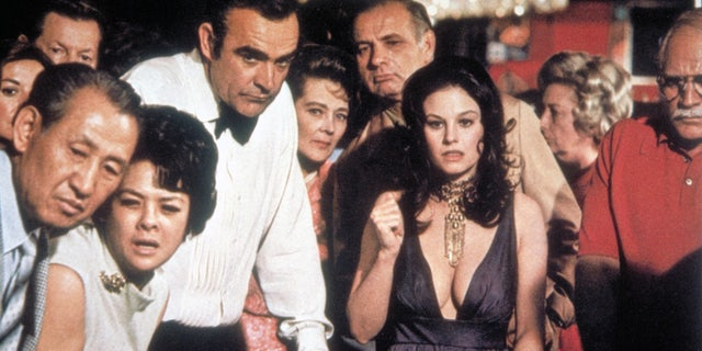 """Lana Wood starred as a Bond Girl in the 1971 film """"Diamonds Are Forever."""""""