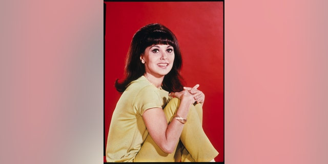 "Marlo Thomas of ""That Girl."""
