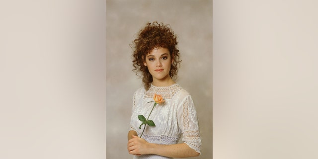 """My Sister Sam"" star Rebecca Schaeffer in 1987."