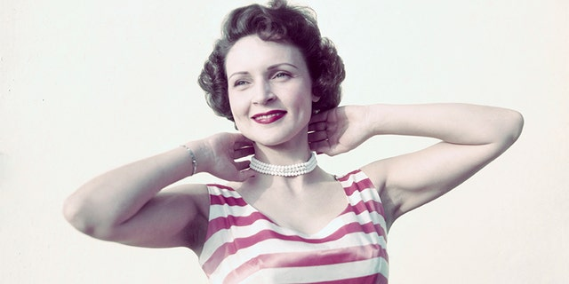 Betty White has been pursuing Hollywood since her 20s.