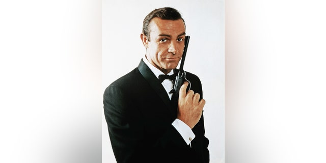 Sean Connery was the original James Bond, playing the role in seven films.