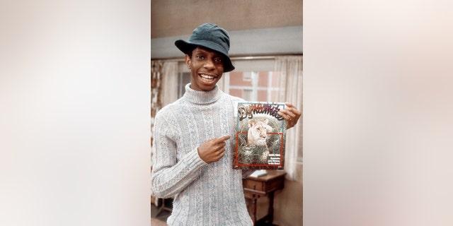 "Jimmie Walker made it big playing J.J. on ""Good Times."""
