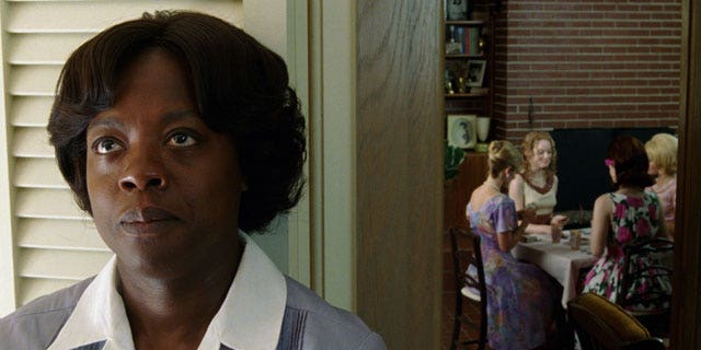 In this film publicity image released by Disney, Viola Davis is shown in a scene from 'The Help.' (AP, File)