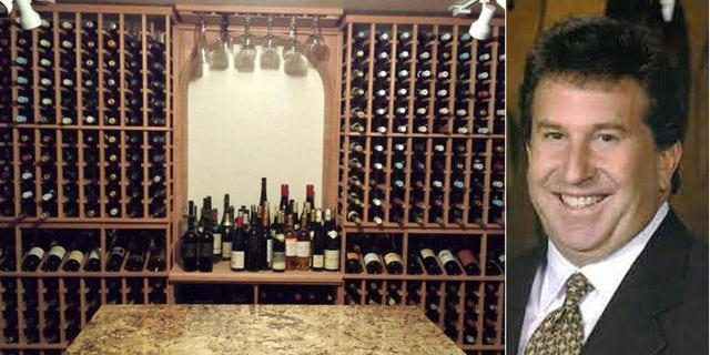 Arthur Goldman's wine cellar was his pride and joy, but now the state of Pennsylvania is threatening to destroy his collection. (Philadelphia Bureau of Liquor Control Enforcement, Arthur Goldman)