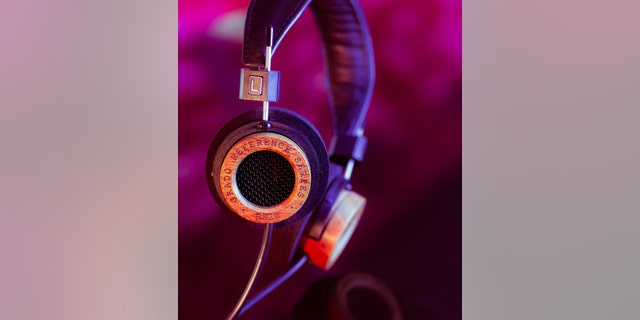 Grado headphones.