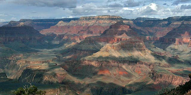 "FILE -- Grand Canyon Park is also blessed by hosting a year-round community. <br data-cke-eol=""1"">"