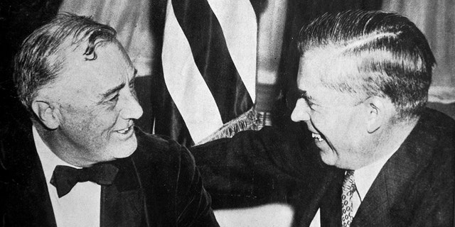 Henry Wallace and FDR