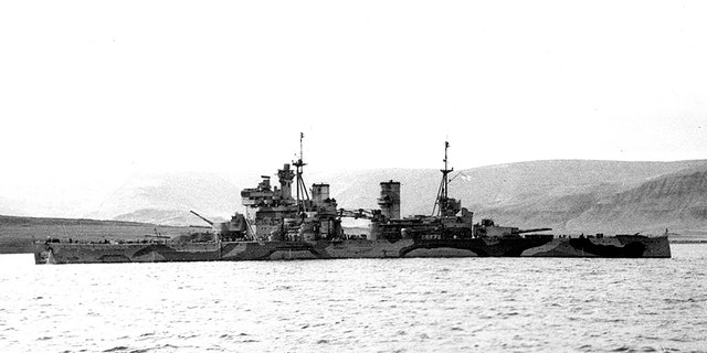 The HMS Prince of Wales, which sank during an attack by Japanese forces in 1941, has been targeted for its scrap metal.