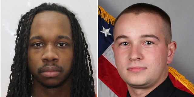 Daniel Hambrick, left, was shot and killed July 26 by Metropolitan Nashville Police officer Andrew Delke.