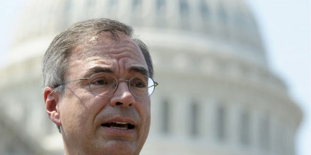 FILE: Undated: Maryland Rep. Andy Harris, Washington, D.C.