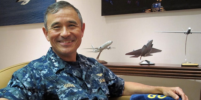 Adm. Harry B. Harris Jr. is the Commander of the U.S. Pacific Command, the White House said.