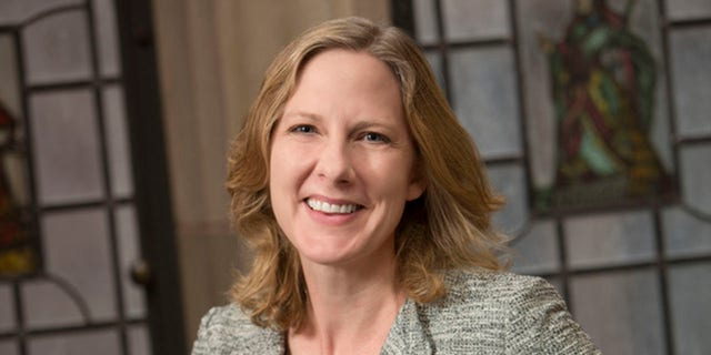 """Yale Law School Dean Heather Gerken praised President Trump's nominee for the Supreme Court, Brett Kavanaugh, calling him a """"longtime friend"""" and someone she has """"admired."""""""