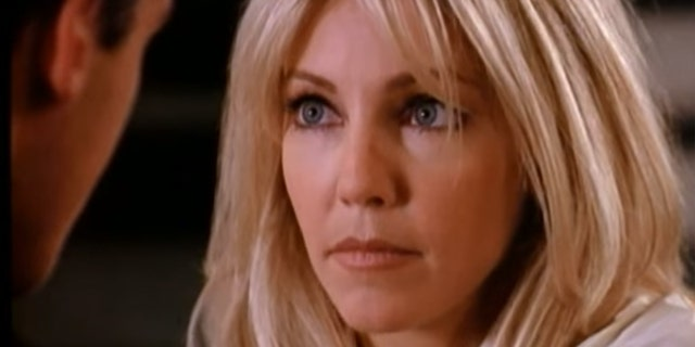 """Heather Locklear became a staple on the hit series """"Melrose Place."""""""