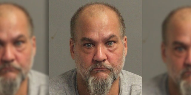 Herbert Sensibaugh, 53, was charged with four counts of animal cruelty.