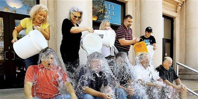 The Ice Bucket Challenge scored $115 million for the ALS Association.